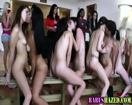 Teen Lezbo Toy Hazing - scene 2