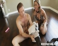 Wnat Rocco Wants Is A Deepthroat Blowjob - scene 5