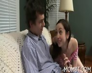 Outstanding And Randy Threesome - scene 4