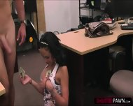 Brunette Big Tits Latina Sells Stolen Phones Ends Up Fucked By Shawn - scene 10