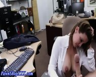 Tugging Amateur Flashes - scene 12
