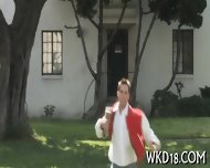 Man Bangs His Girlfriend - scene 2
