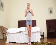 Swallowing Teen Blows - scene 2