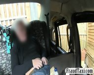 Hot Busty Customer Banged With The Driver For A Free Fare - scene 3