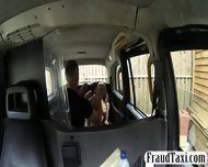 Hot Busty Customer Banged With The Driver For A Free Fare - scene 6
