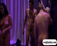 Big Boobs Babes And Hot Dudes Having Fun In Foursome Mansion - scene 9