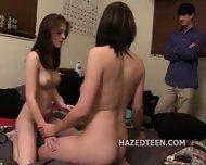 Teen Girls Ass To Ass Then Pussy Licking - scene 7