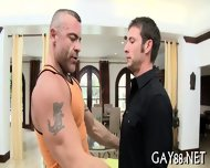 Massaging Throat With Cock - scene 5