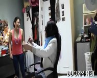 Winsome And Racy College Party - scene 5