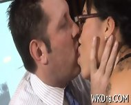 Man Drills Sex Appeal Gal - scene 11