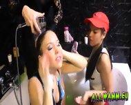 Mad Girls Having A Fc Bathtime - scene 10