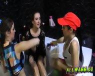 Mad Girls Having A Fc Bathtime - scene 4