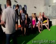 An Outdoor Party Make These Sexy Couples Go Horny As Hell - scene 4