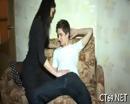 Hot Session For A Teen Lady - scene 3