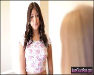 Stepmom Darla Crane Helps Sammi Bananas To Get Her Bf Hard - scene 1