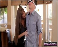 Stepmom Darla Crane Helps Sammi Bananas To Get Her Bf Hard - scene 3