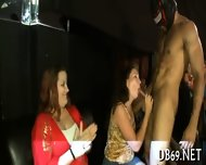 Hot Babes Uncanny Needs For Cocks - scene 4