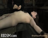 Extreme Torture Excites Chick - scene 9