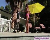 Penny Pax And August Ames Make Up By Fingering And Licking - scene 2