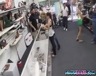 The Pawnman Was Able To Bang The Gf Of His Customer - scene 2