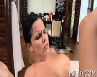 Busty Darling Loves Blowjob - scene 8