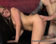 Lusty Babe Lily Devours Cock And Gets Fucked - scene 10