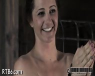 Hot Slave Delights With Oral Sex - scene 9