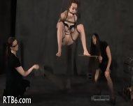 Savage Pleasuring For Hot Lass - scene 12
