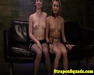 Sub Takes Strapon From Her Mistress - scene 11