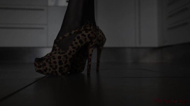 Femdom Shoes Worship POV (Mistress Kym personal story)