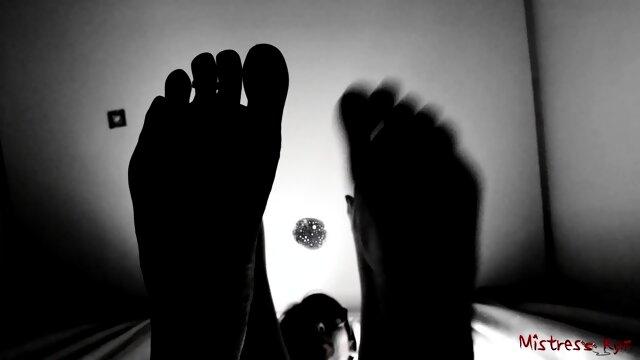 Femdom Feet – Mistress Kym Real Life Story (FLR)