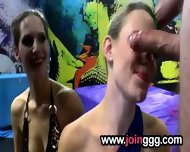 Real European Sperm Party - scene 6