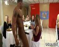 Racy And Rowdy Orgy Party - scene 3