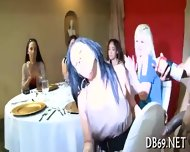 Racy And Rowdy Orgy Party - scene 6