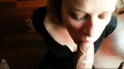 Cheating Wife Blowing Nice And Deep - scene 12