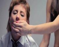 Neverending Strap-on Lesbians Action - scene 9