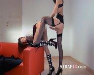 Neverending Strap-on Lesbians Action - scene 12