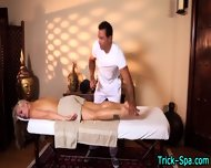 Tattooed Babe Massaged - scene 7