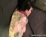 Anally Rammed Goth Facial - scene 6