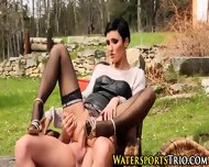 Classy Piss Drenched Ho - scene 8