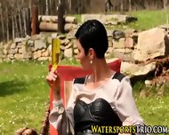 Classy Piss Drenched Ho - scene 3