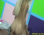 Fucked Blonde Pornstar - scene 5