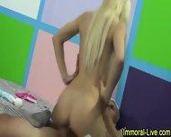 Fucked Blonde Pornstar - scene 6