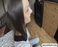 Innocent Looking Teen Got Nailed And Captured It On Spy Cam - scene 1