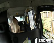 Pierced Nipples Amateur Customer Drilled For Free Taxi Fare - scene 8