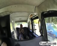 Black Chick Nailed By Pervert Fraud Drivers Big Hard Cock - scene 2