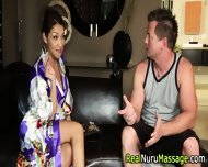 Nuru Fetish Fuck And Cum - scene 1