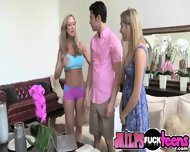 Blonde Teen Is Horny For Her Boyfriends Stepmom - scene 3