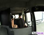 Horny Couple Fucking With Fraud Driver While Being Filmed - scene 2