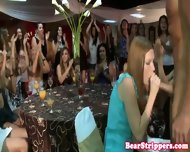 Redhead Amateur Cocksucking At Cfnm Party - scene 8